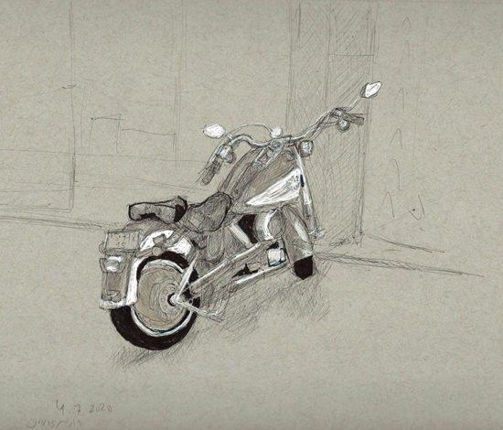 רישום של אופנוע