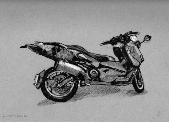 קטנוע כוורת